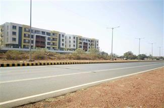 1 BHK Residential Service/Studio Apartments For Sell in Four